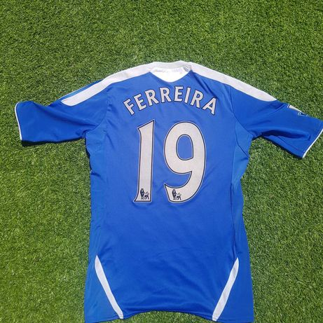 Camisola de jogo Chelsea 2011/12