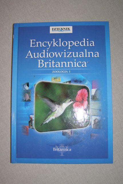 Encyklopedia Britannica - Zoologia płyta  DVD za Kinder jajko
