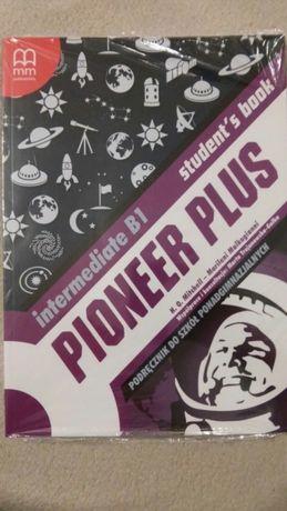 Podręcznik do angielskiego Pioneer Plus Intermediate B1 (folia)