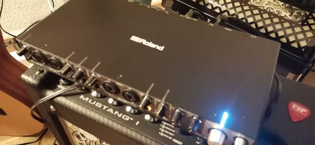 Interface Roland rubix 44