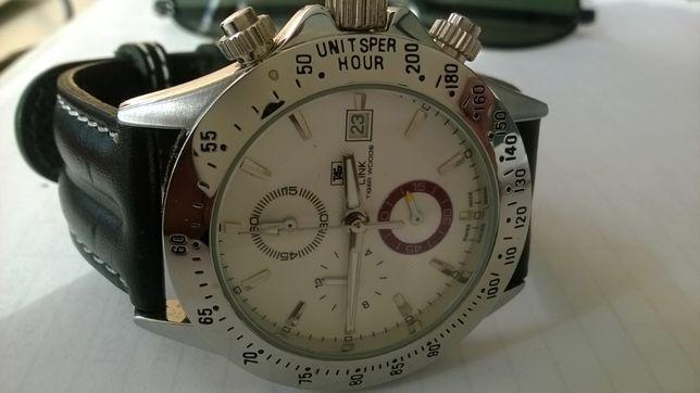 Relogio TAG- chronografo Tiger Woods quartz