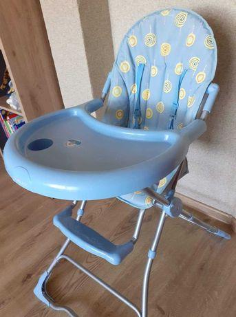 Krzesełko do karmienia dziecka składane