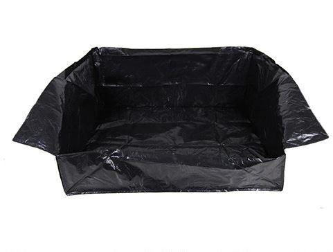 Брезентовый коврик в багажник.
