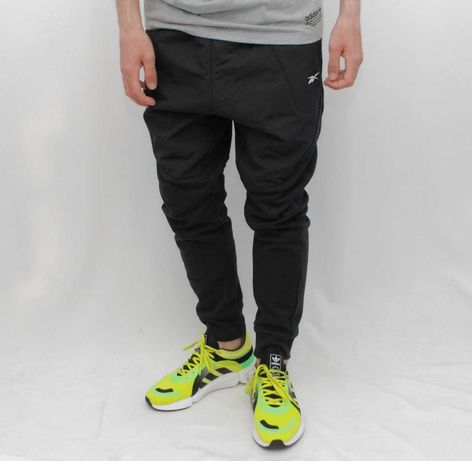 Спортивные Reebok Classic Black Nike Adidas штаны