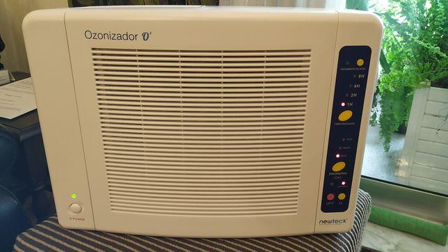 Ozonizador/Purificador. Excelente para casa e escritórios