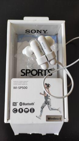Słuchawki Bluetooth, SONY WI-SP500