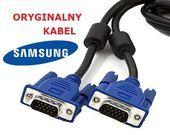Kabel VGA D-SUB 15 PIN 1.4m Orginalny SAMSUNG