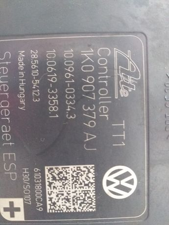 Abs modulo/bomba audi vw seat skoda SEAT Leon 1p ver referencia na fot