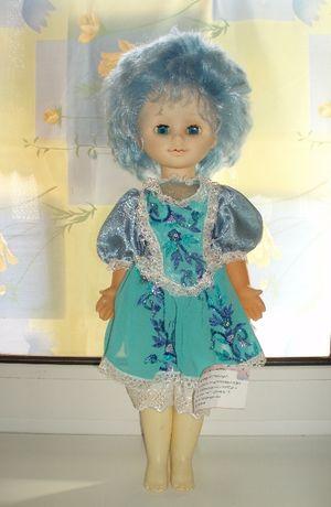 Кукла Метелица ф-ка Победа Киев Укрпромигрушка 50 см