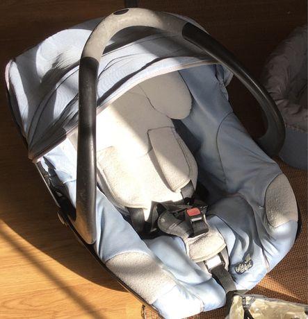 Cadeira de transporte tipo ovo Bébé Confort Creatis