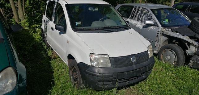 Fiat Panda 2003 1.1 benzyna , auto na części !