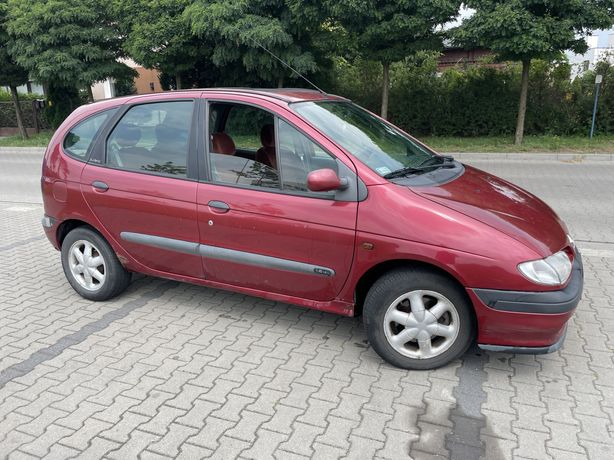 Renault megane scenic gaz