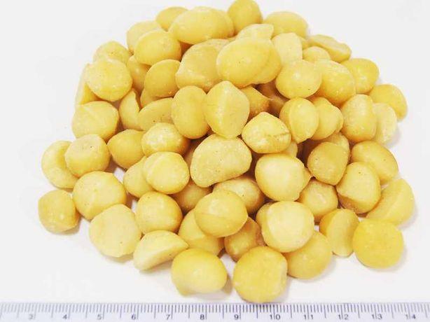 Orzechy Makadamia delikatnie solone całe duże 3 kg hurtowo