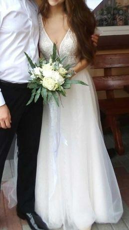 Suknia ślubna Marsjanna