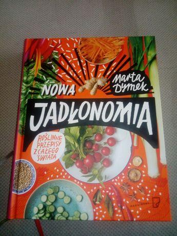 Jadłodomia Marta Dymek książka kucharska