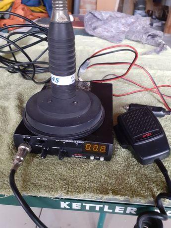 Cb radio intek m 120 plus