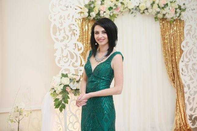 Платье вечернее сукня платье в пол