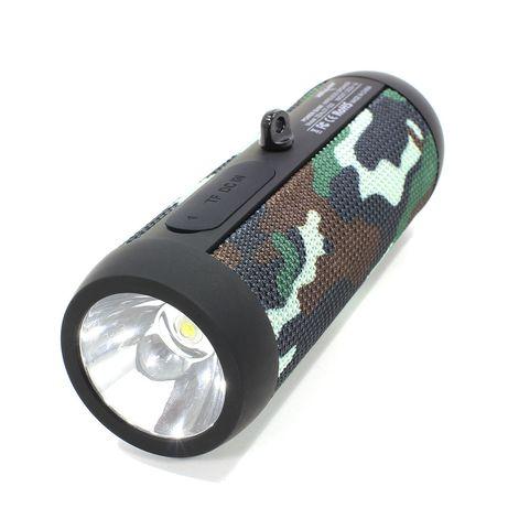 Портативная колонка ZEALOT S22 3W Bluetooth Camouflage