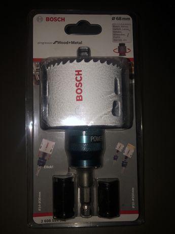 Otwornica Bosch 68mm Drewno + Metal