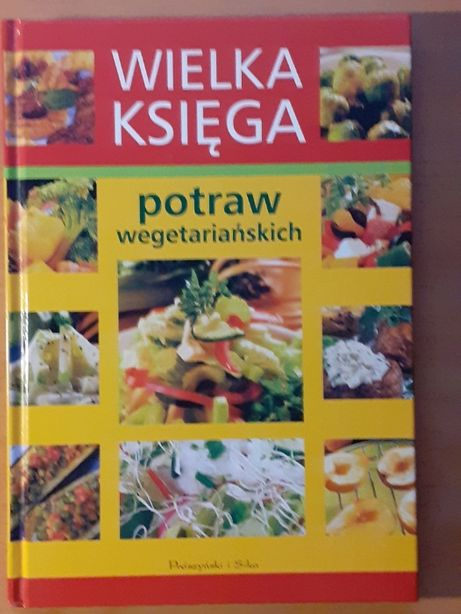Wielka Księga Potraw Wegetariańskich