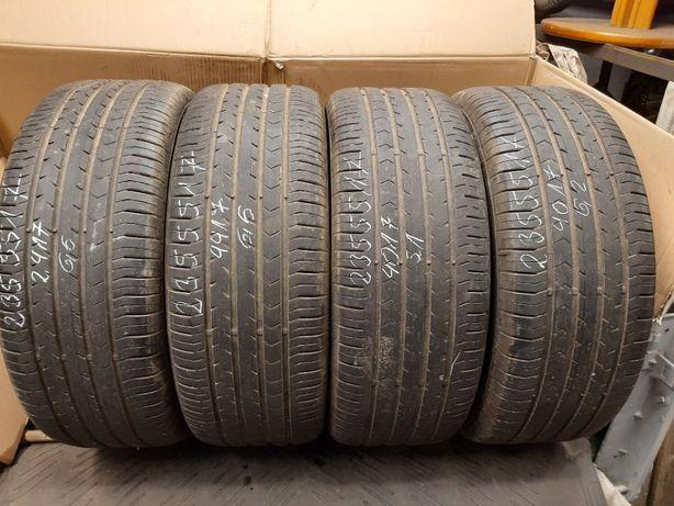 235/55R17 103W XL Continental ContiPremiumContct5 Obrzycko 4417