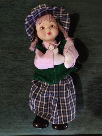 Лялька фарфорова Німеччина,нова співає
