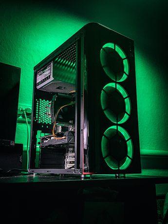 Отличный игровой компьютер i7/GTX 1060/8gb ОЗУ/500gb