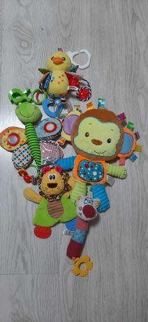 Детские игрушки в идеальном состоянии