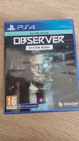 Observer system redux ps4
