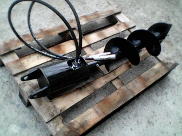 wiertnica hydrauliczna , minikoparka,