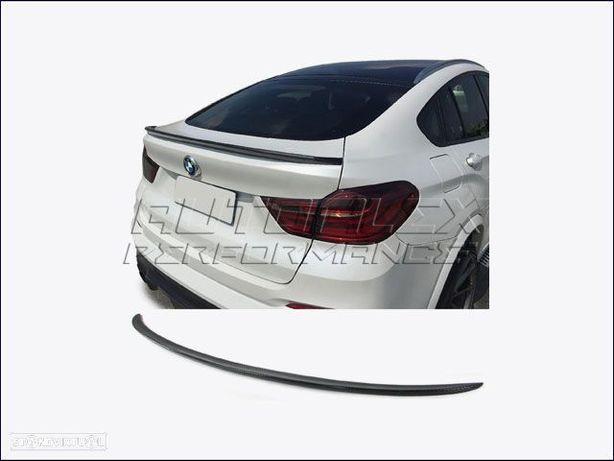 Aileron Spoiler Traseiro BMW X4 F26
