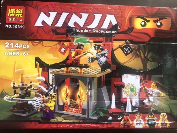 Lego NINJA «Вирішальна битва»