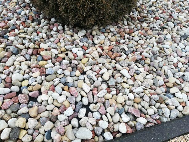 Kamien kolorowy,kruszywo,granit,tłuczeń,kliniec,piach,ziemia,tra.do6 t