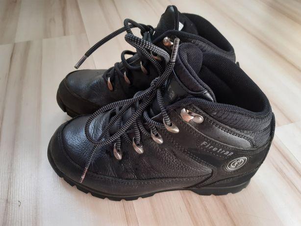 Skórzane buty trekkingowe Firetrap