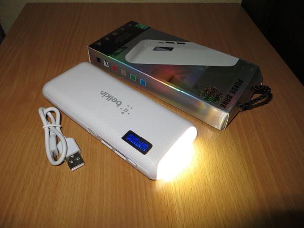 Power Bank Belkin с фонариком