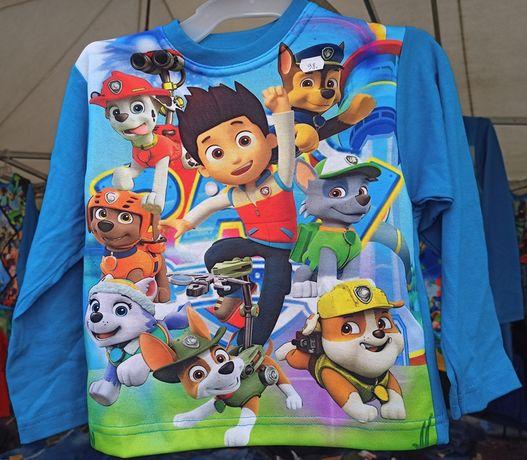 Bluzeczka Psi Patrol Strażak Sam