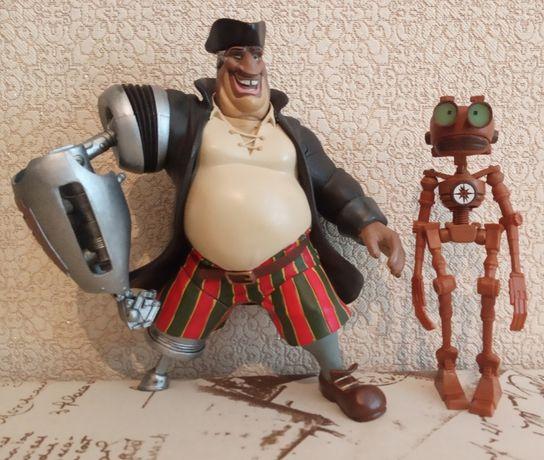 Фигурка пират Планета сокровищ фигурки пиратский воин герой