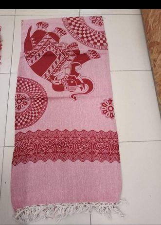 Manta/ toalha indiana