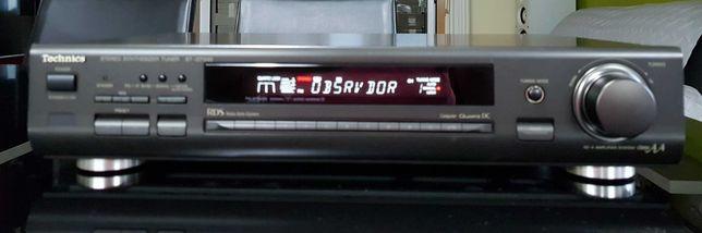 Sintonizador Technics ST-GT550 class AA, Com RDS, Como Novo
