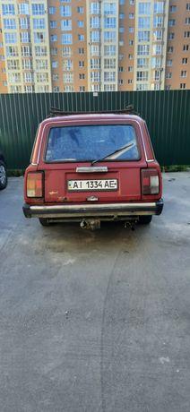 Автомобиль ВАЗ 2104, Киев