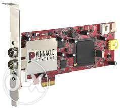 Antena placa tv