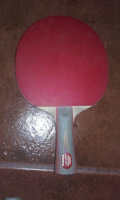Raquetes tenis de mesa yasaka e dunlop