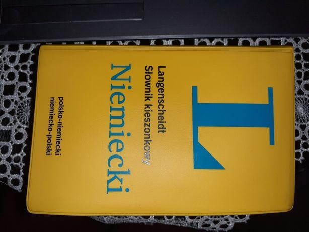 Nowy słownik polsko-niemiecki Langenscheidt