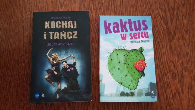 Ksiazki Kochaj i tańcz, Kaktus w sercu