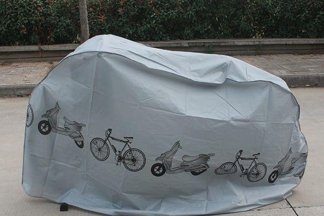 OKAZJA! Pokrowiec na rower motocykl skuter wodoodporny ochrona sprzętu