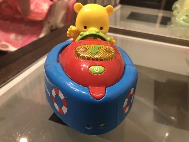 Кораблик vtech, игрушка для ванной