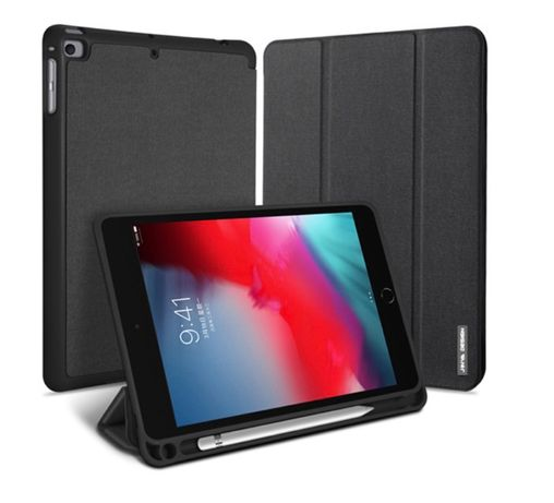 "Etui futerał na Apple iPad 10,2"" - JINYA Defender Case Black czarne"