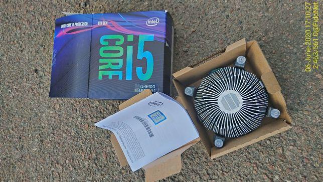 Новий боксовий кулер Intel під socket 1151