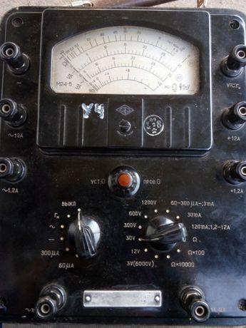 Измерительный прибор АВО-5М1.