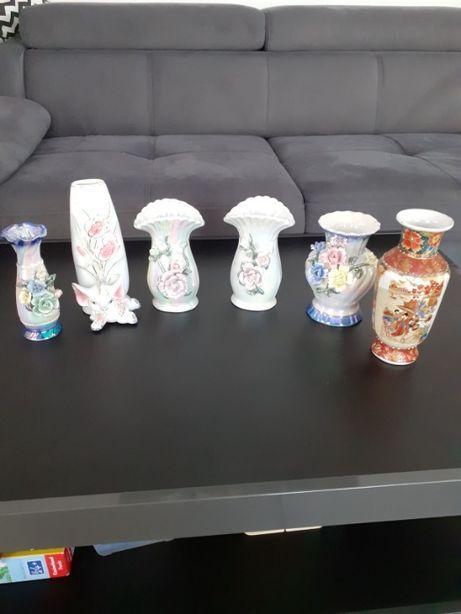 Wazony porcelana
